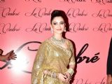 Urvashi Rautela At La Ombre Pre Launch Of Uber-Luxurious Exhibition