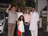 Kapoor Family's Christmas Lunch!