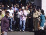 Jackie Chan Arrives in Mumbai