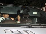 Shahid - Mira and Katrina snapped in Bandra
