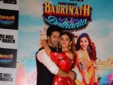 Trailer Launch of 'Badrinath Ki Dulhania'