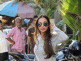 Hotness Alert: Malaika Arora Khan Snapped!