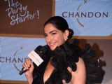 Sonam Kapoor at Chandon's Party Smarter Launch