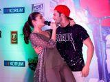 Varun Dhawan and Alia Bhatt Promote 'Badrinath Ki Dulhaniya' at Korum Mall