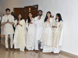Prayer Meet of Suniel Shetty's Father Veerapa Shetty