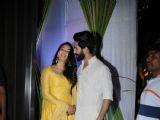 Shahid and Mira at Mandana Karimi's Wedding Bash