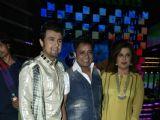 Singer Sukhwinder Singh visits the sets of 'Indian Idol'