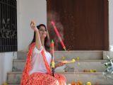 Tanishaa Mukerji Celebrates Holi