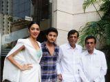 'Machine' Film Team Snapped in Delhi
