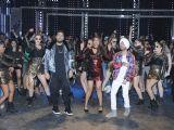 Sonakshi Snapped at Music Video Shoot