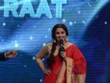 Sonakshi Sinha and Vidya Balan on the sets of Indian Idol