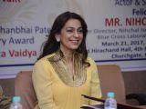Juhi Chawla at 'Priyadarshini Award'
