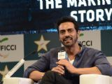 Arjun Rampal and Abhay Deol at FICCI Event