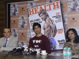 Vidyut Jamwal at Health and Nutrition magazine launch