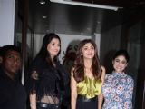 Shilpa Shetty and Shamita Shetty Snapped