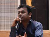 A.R Rahman at IIFA Press Meet