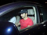 Sidharth Malhotra-Varun Dhawan snapped outside Karan Johar's house