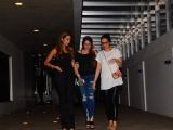 Shraddha Kapoor snapped with her friends outside 'Hakkassan​'