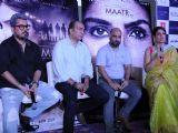 Raveena Tandon Promotes her film 'Maatr'