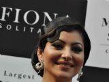 Urvashi Rautela at 'Fiona Solitaires' Event