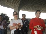 Celebs Snapped at Airport!