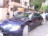 #Whoa: Sushant Singh Rajput takes Kriti Sanon on a drive in his new car!