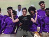 Shraddha Kapoor's rocking performance at Eden Garden