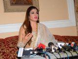 Raveena Tandon promotes 'Maatr'