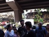 Arjun Kapoor and Shraddha Kapoor snapped in Lower Parel