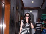 Karisma Kapoor snapped post saloon session!