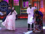 Promotions of 'Half Girlfriend' on The Kapil Sharma Show