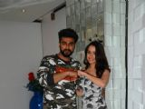Arjun Kapoor and Shraddha Kapoor Promotes 'Half Girlfriend'