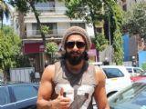 Ranveer Singh snapped outside his GYM!