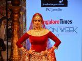 Sridevi at Bangalore Times Fashion Week