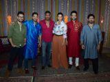 Team Golmaal Again's special Diwali shoot