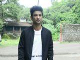 Sushant Singh Rajput clicked