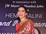 Deepika Padukone at a Book Launch