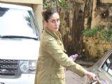 Kareena Kapoor spotted outside her Gym