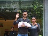 Esha Deol with her Baby Girl