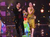 Karisma Kapoor - Govinda on the sets of Dance Champions