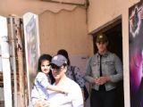 Akshay Kumar with his family!