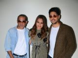 Ittefaq team at a press conference