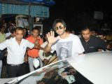 Ranveer Singh spotted in his new look