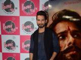 Shahid Kapoor promotes Padmavati at Fever 104
