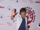 SRK - Farhan Akhtar at Lalkaar Concert