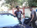 Varun Dhawan and Sushant Singh Rajput spotted in the city.