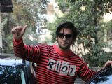 Ranbir Singh snapped!!