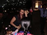 Aishwarya and Aaradhya are in no MOOD to pose for the shutterbugs