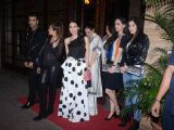Kareena, Karisma, Karan and others at Malaika Arora's house party