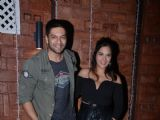 Richa Chadda with beau Ali Fazal snapped in the city